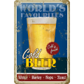 World´s favourites - Cold Beer