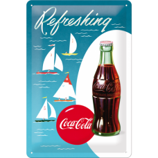 Coca Cola - Sailing Boats