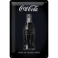 Coca Cola - Sign Of Good Taste