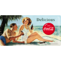 Coca Cola - Beach Couple