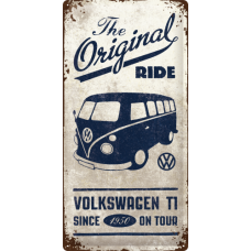 VW Bulli - The original Ride