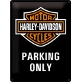 Harley-Davidson - Parking Only