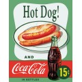 Coca Cola - Coke & Hot Dog