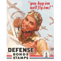 Defense Bond Stamps