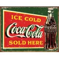 COKE - Ice Cold Green