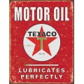 Texaco Lubricates Perfect