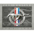 Mustang - 35th anniversary