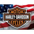 Harley-Davidson - USA logo