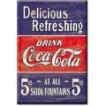 Coca Cola - Delicious Refreshing