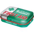 First Aid - Green