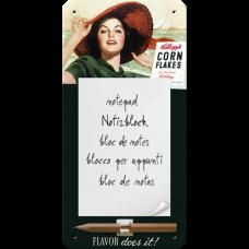 Kelloggs Corn Flakes - flavor does it