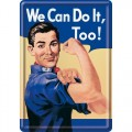 We can do it, too!