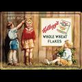 Kelloggs Whole Wheat Flakes