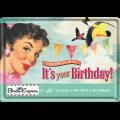 It´s your birthday!