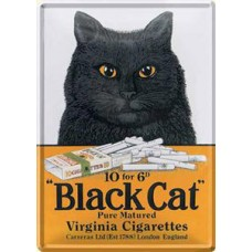 Black Cat - cigarettes