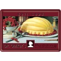Dr. Oetker´s Pudding - og ribs